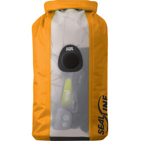 SealLine Bulkhead View Dry Bag 5l orange